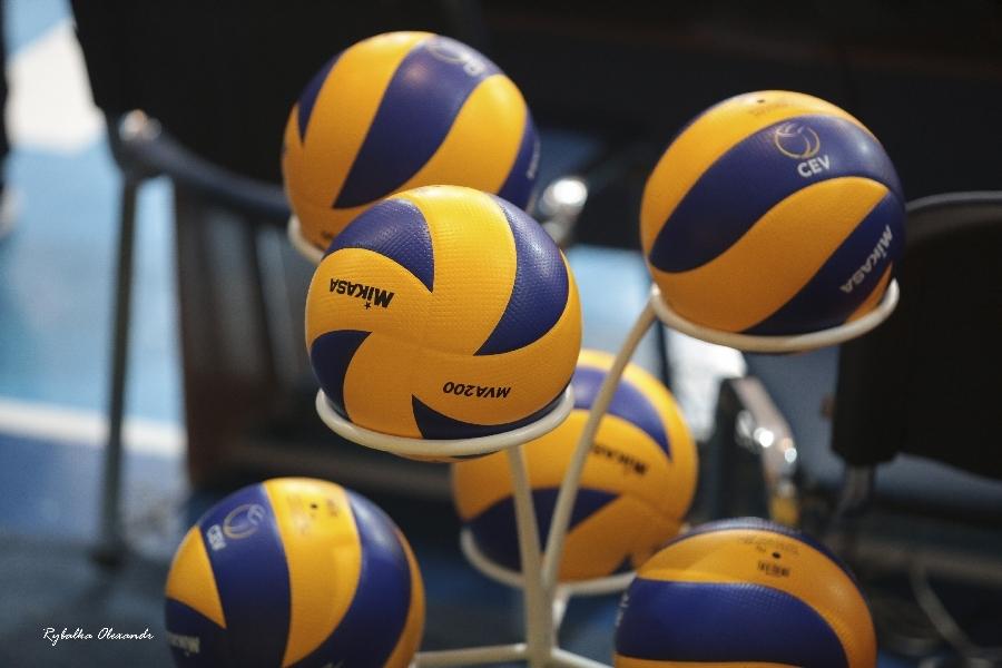 Кваліфікація до чемпіонату Європи з волейболу в Черкасах