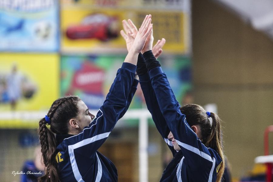 Україна – Швеція: перший кваліфікаційний раунд до чемпіонату Європи серед дівчат