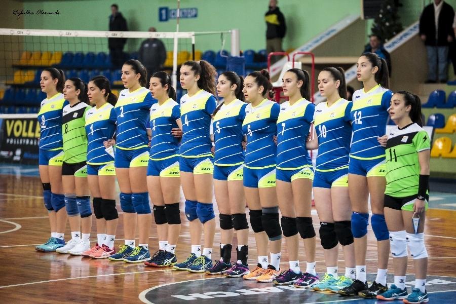 Упевнена дівоча перемога: Україна-Кіпр ЧЄ-2018