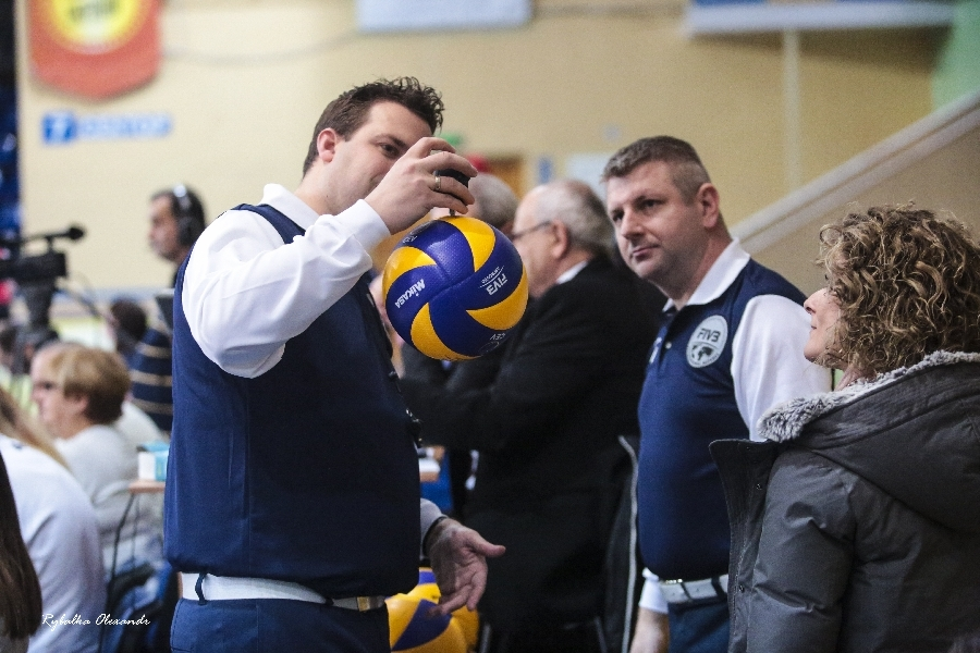 Кваліфікація Чемпіонату Європи з волейболу: Україна-Ісландія 3:0