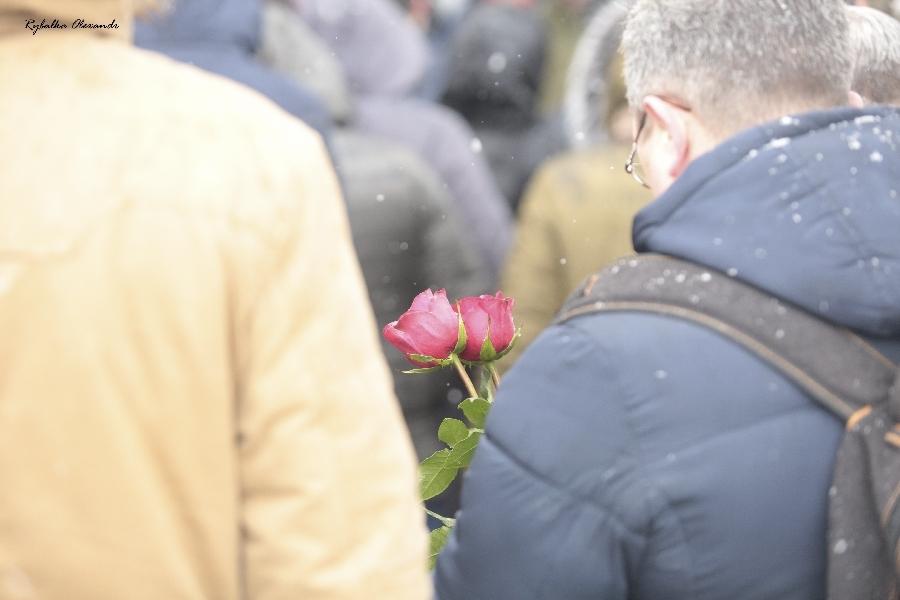 Пам'ятну дошку кіборгу Кондратюку Олександру відкрили у Черкасах