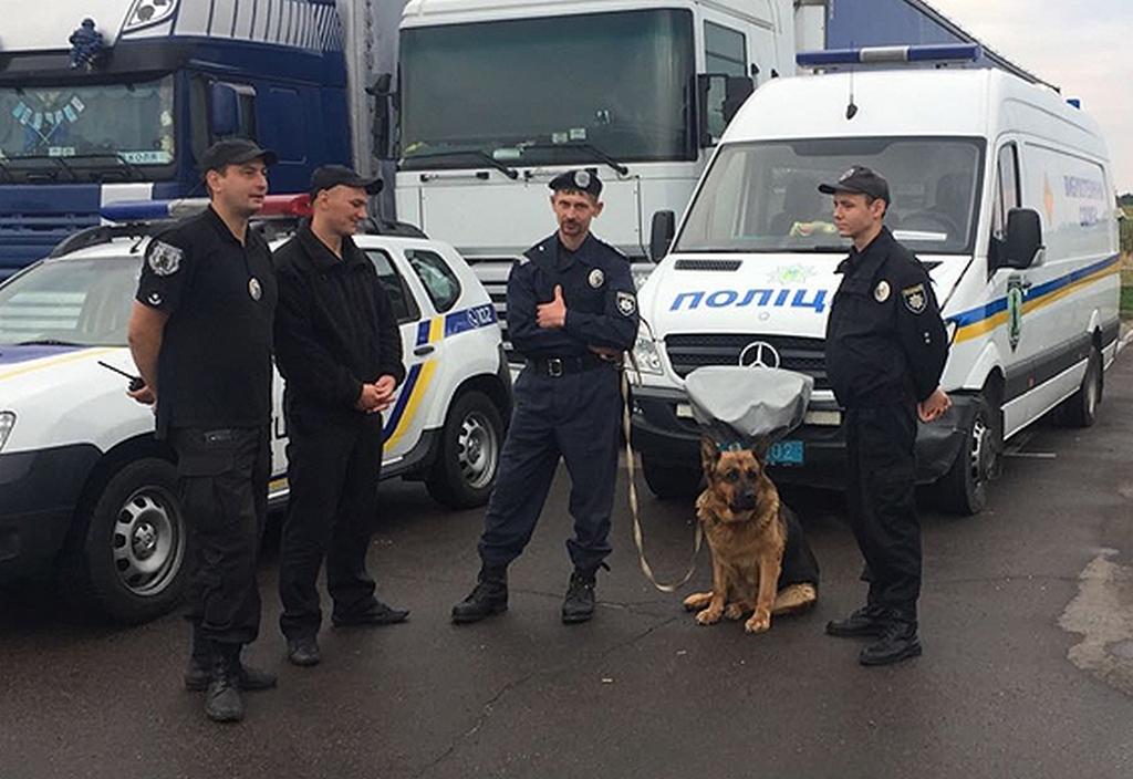 Черкаські правоохоронці підбили підсумки роботи за минулий рік