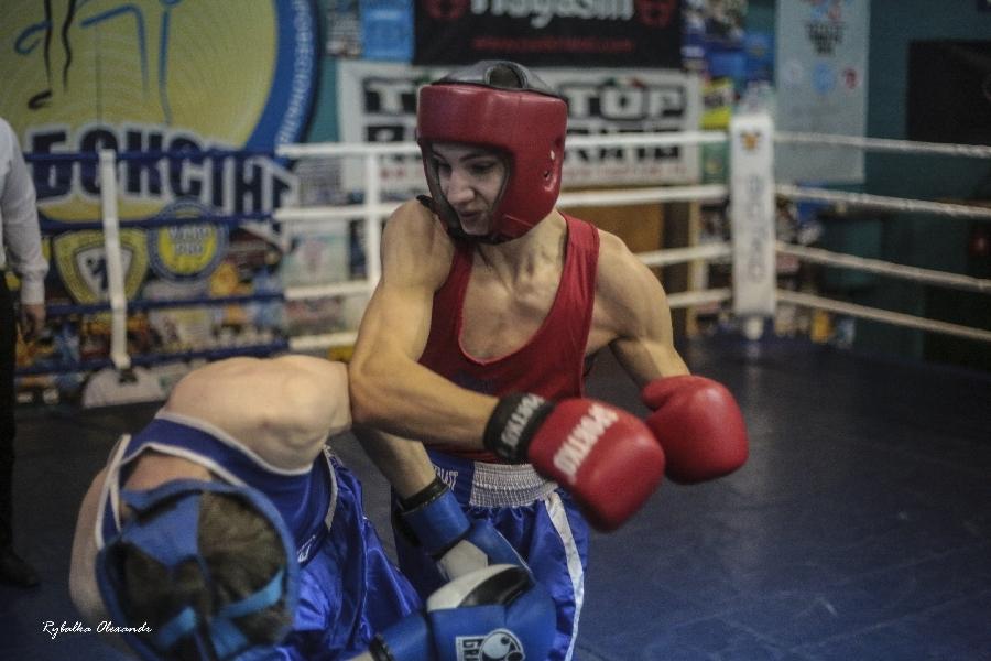 Чемпіонат Черкаської області з боксу серед чоловіків та молоді