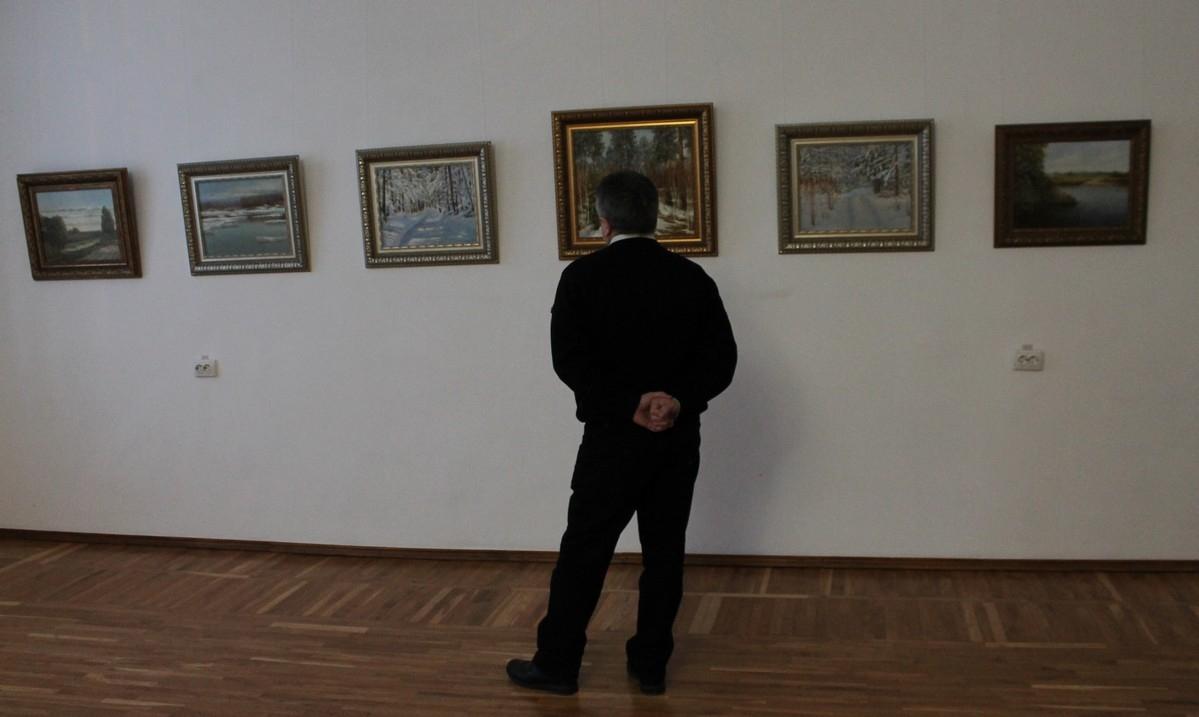 У Черкасах відкрили виставку «Школа реалістичного пейзажу»