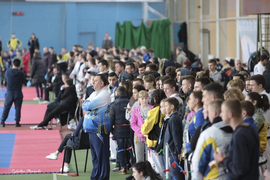 Чемпіонат України з тхеквондо у Черкасах