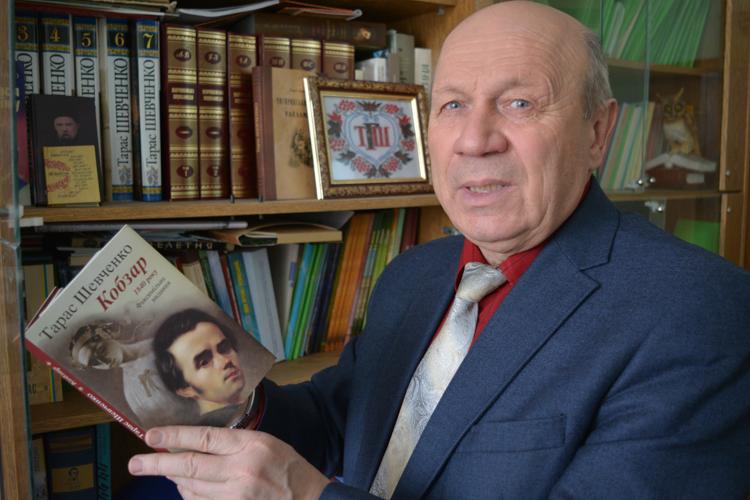 Головою осередку Національної спілки письменників став Володимир Поліщук