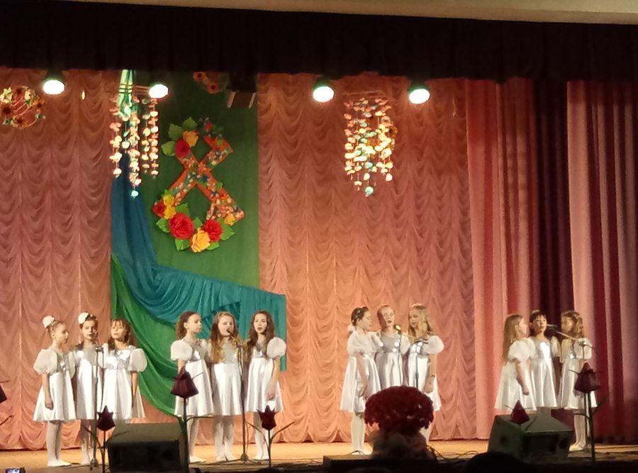 Свято весни та краси відзначили в Кам'янці