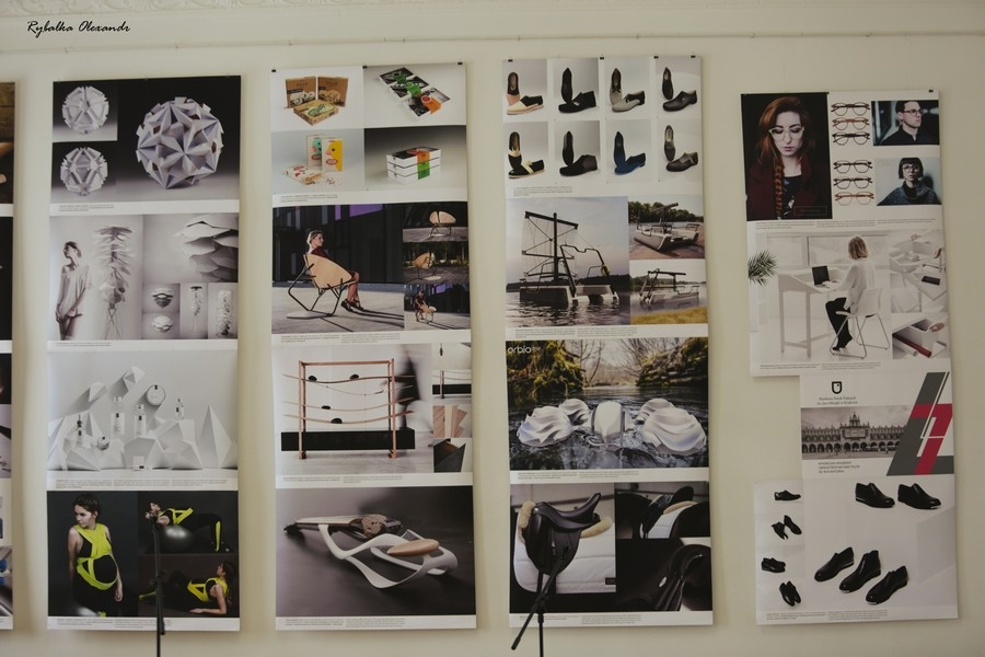 Виставка-конкурс «Промисловий дизайн»