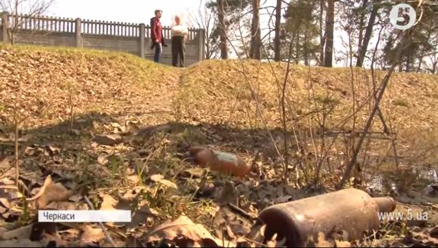 Сміття в лісах – проблема Черкащини (ВІДЕО)
