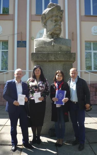 У Чигирині відбулася міжрегіональна конференція