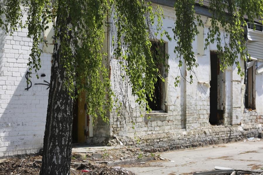 Квиток в один кінець: покинута автостанція по вул. Надпільній
