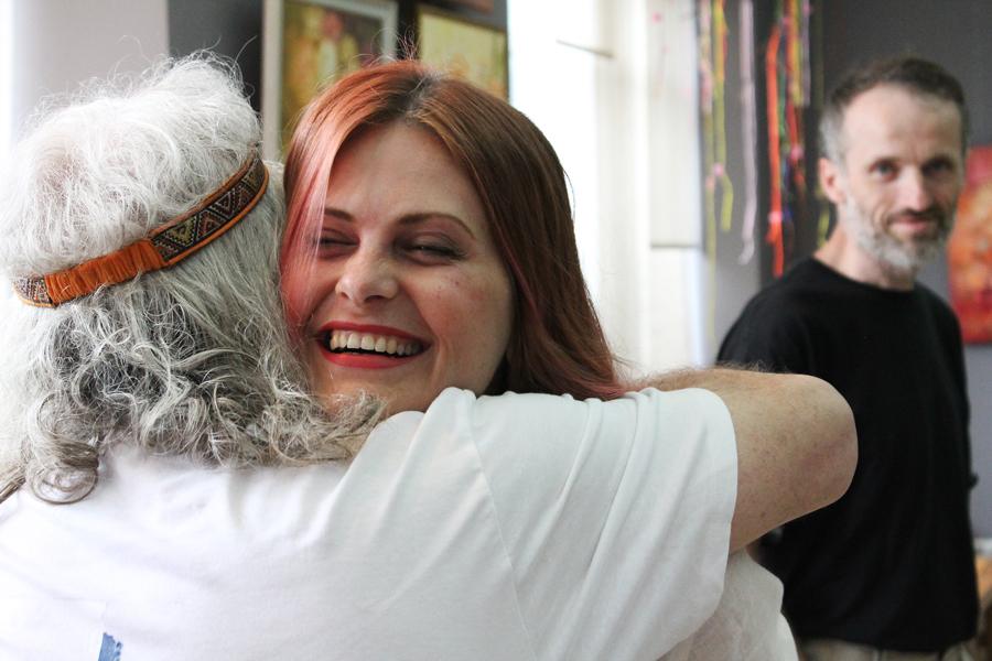 Виставка черкаської художниці Світлани Тихомирової