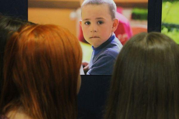 У Черкасах відкрили фотопроект «Хочу до мами»