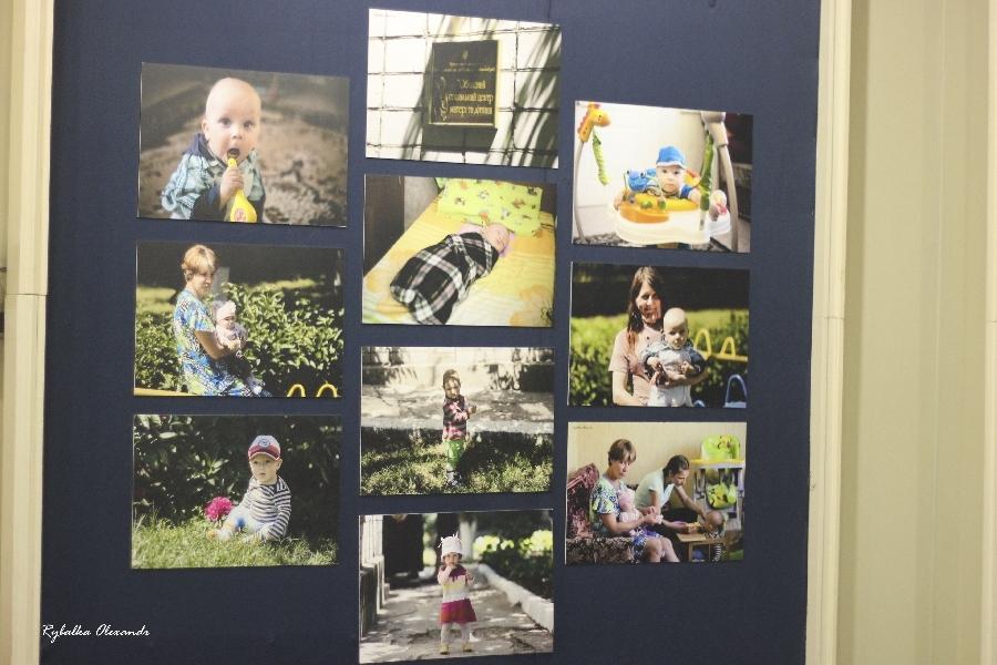 Фотопроект «Хочу до мами» презентували до Дня захисту дітей