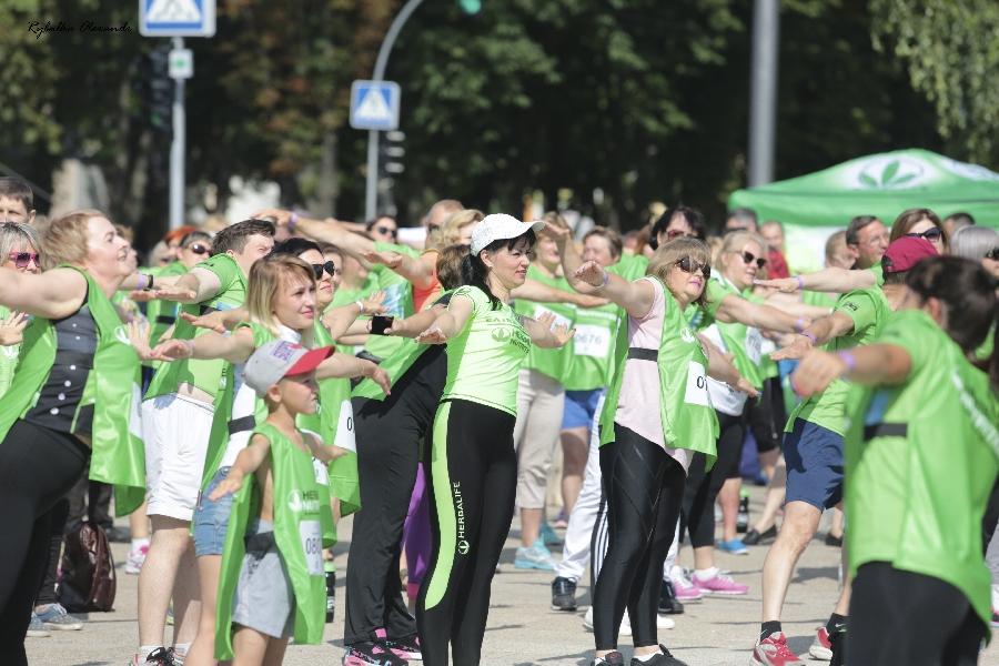 Олімпійський пробіг у Черкасах
