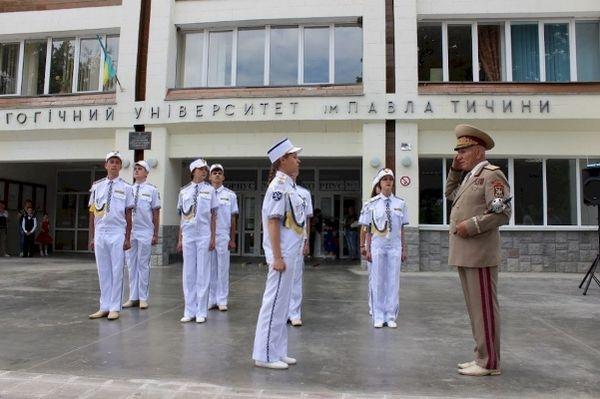 Юні черкаські козаки взяли участь у всеукраїнському фестивалі