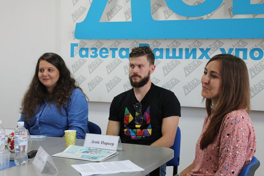 У Черкасах завершився фестиваль активної молоді Speak Out 2018
