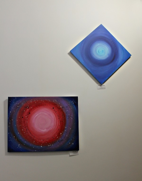 «Це колір» Христини Шинкарчук – персональна виставка у Черкаському художньому музеї