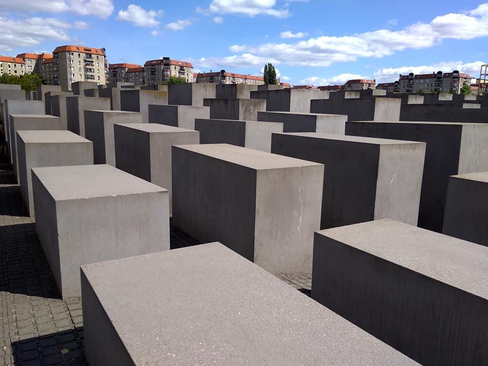 Берлін і навчання