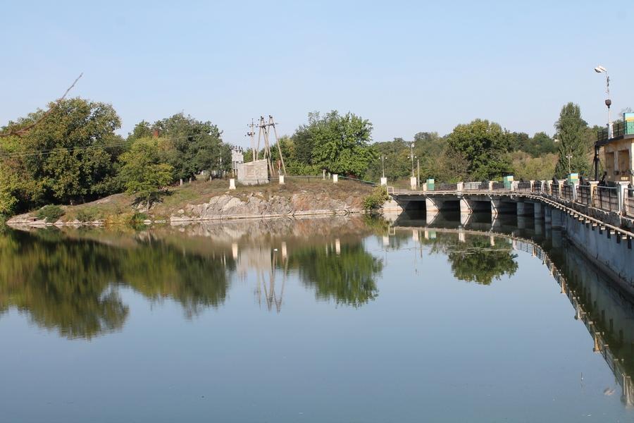 Осінні водойми Корсунщини