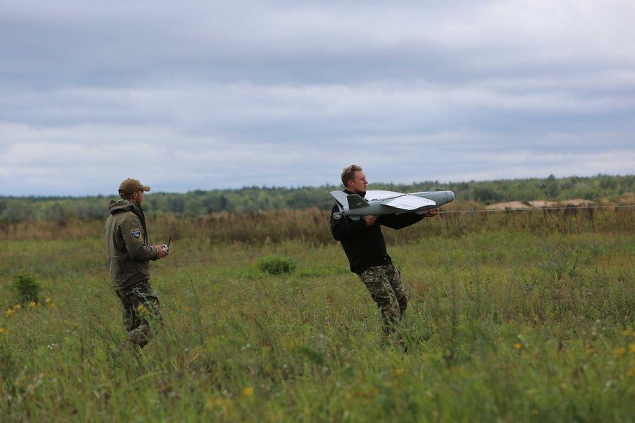 Навчально-тренувальні збори силових відомств