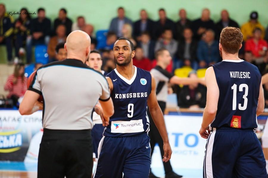 Черкаські Мавпи вдруге обіграли чемпіона Норвегії у Кубку Європи FIBA