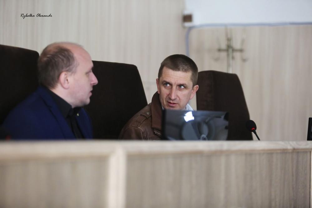 Жовтнева сесія міської ради