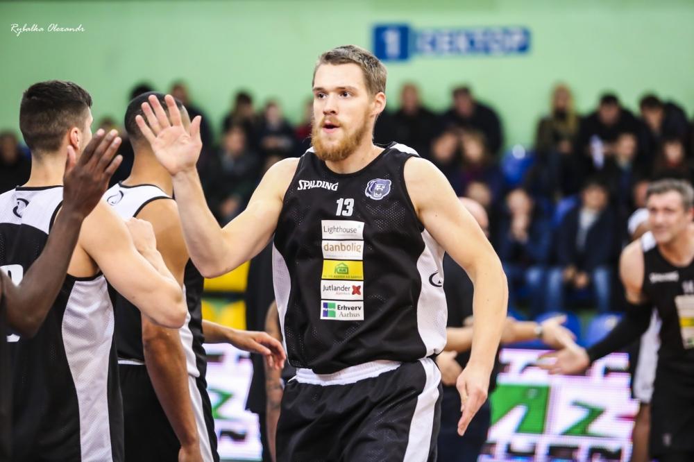 «Черкаські Мавпи» проти лідера чемпіонату Данії – «Бакен Бірз»