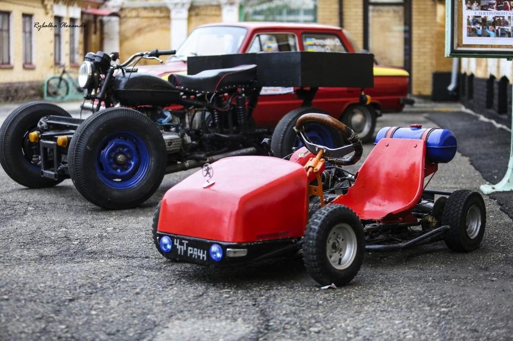 День автомобіліста в Черкаському політехнічному технікумі