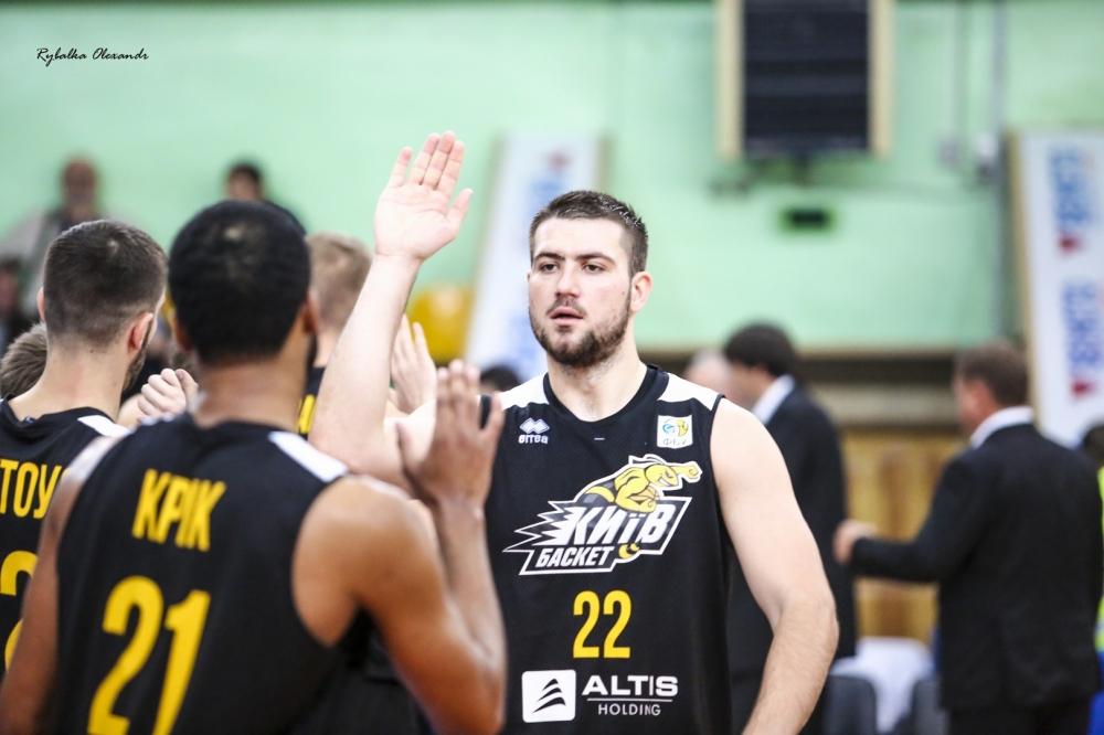 Бойовий матч «Черкаських Мавп» проти «Київ-Баскета»