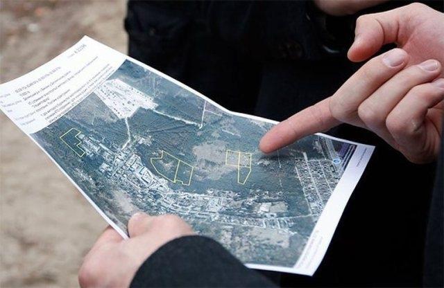 55 га самовільно зайнятих земель на Лисянщині повернули державі