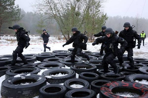 Черкаські патрульні взяли участь у оперативно-тактичних та командно-штабних навчаннях
