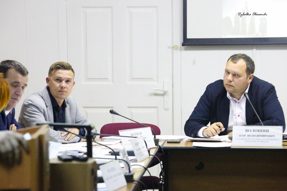 Проект Черкаського міського бюджету на 2019 рік