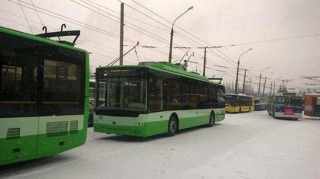 Вартість проїзду в тролейбусі 4 грн: різницю доплачуватиме міська влада