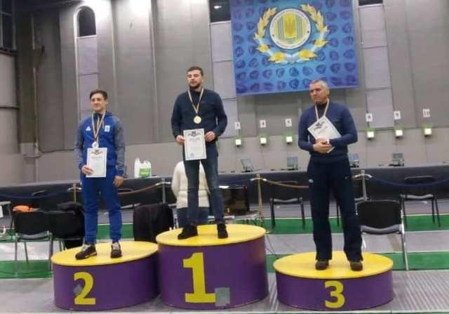 Черкаський олімпієць Сергій Куліш встановив рекорд України