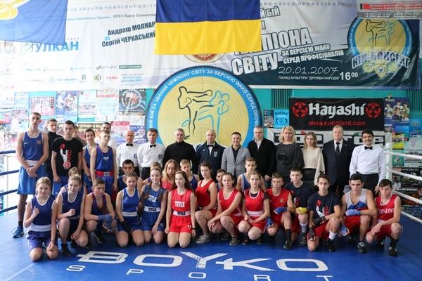 У Черкасах боксери змагаються за першість обласного чемпіонату