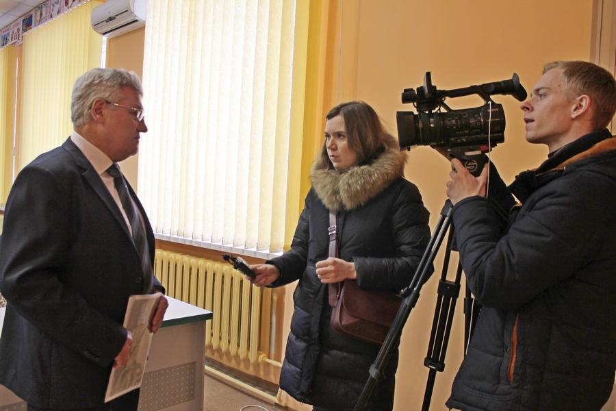 Черкаським АТОвцям вручили документи на квартири