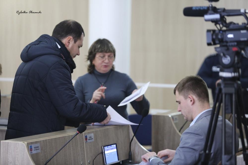 Сесія Черкаської міської ради