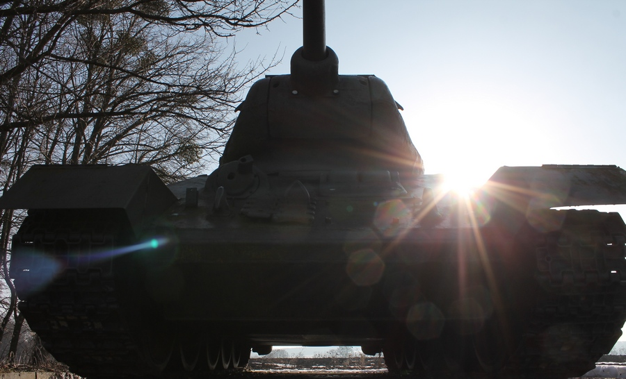 Реконструкція Корсунь-Шевченківської битви на Лисянщині