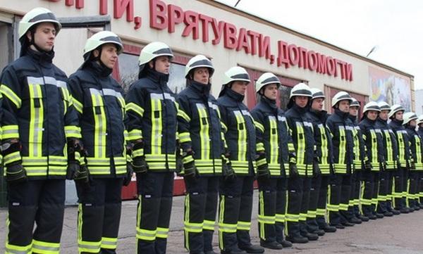 На свята всі підрозділи ДСНС Черкащини переведені на посилений режим