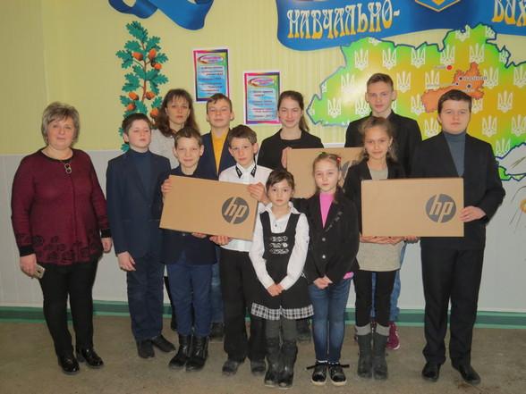 Народний депутат допоміг школі  на Корсунщині