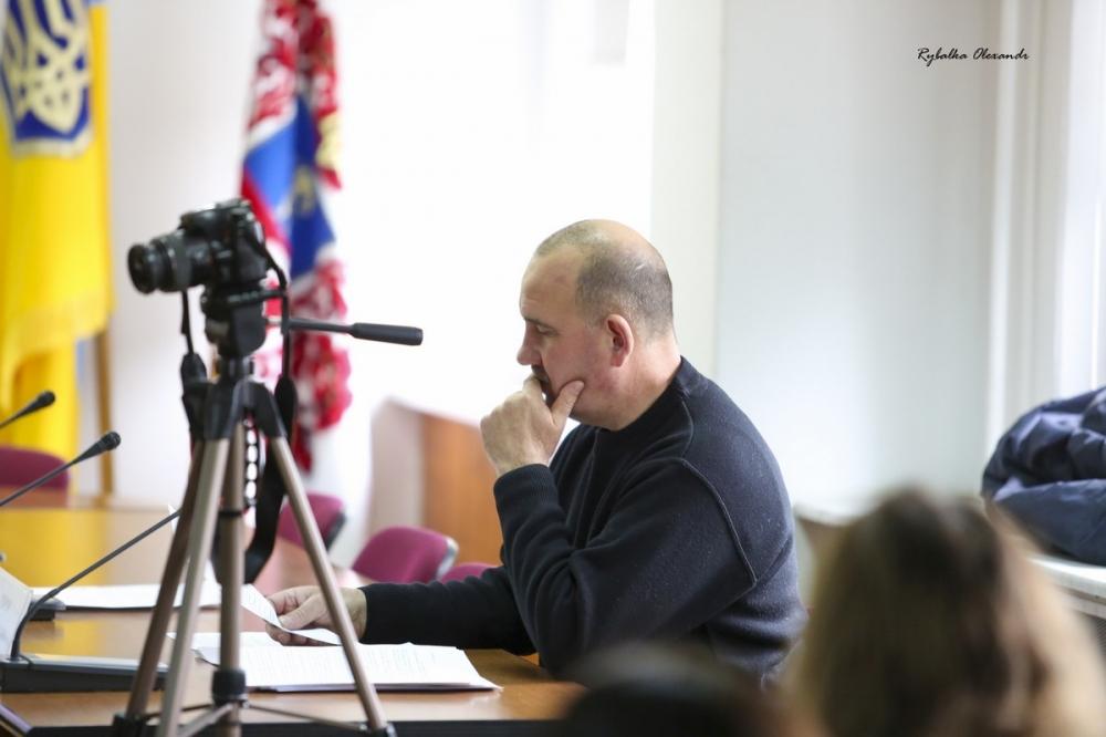 Засідання Черкаського міськвиконкому