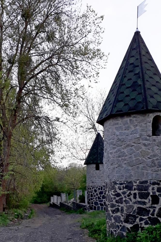 Прогулянка весняним Корсунем