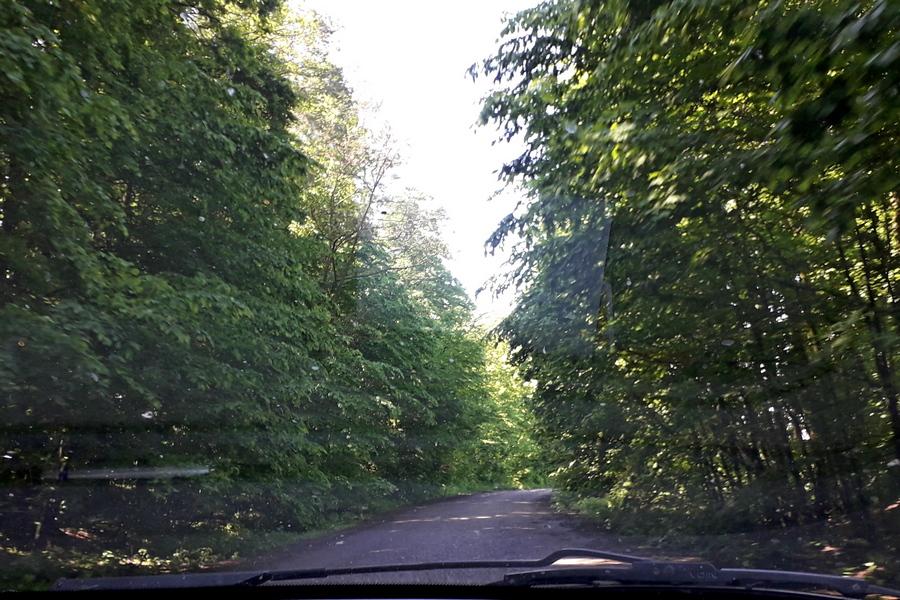 Мандруючи дорогами Черкащини