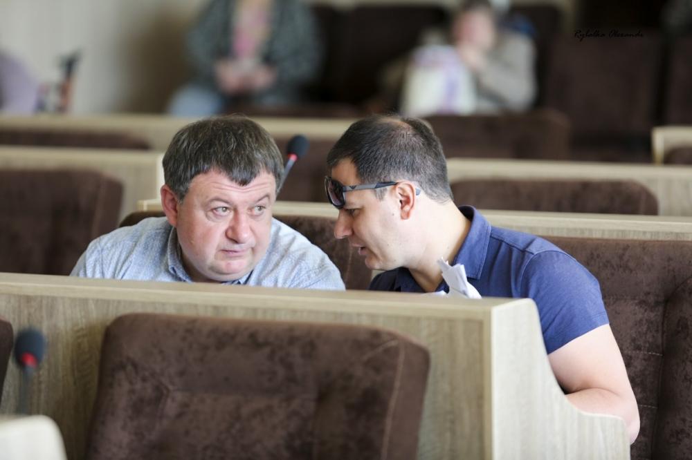 Сесія Черкаської міської ради 23 травня