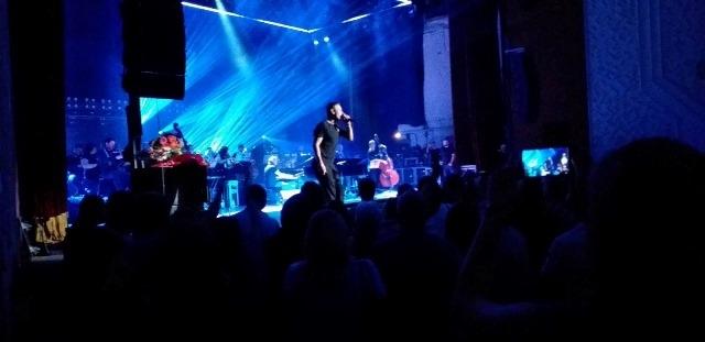 Святослав Вакарчук: «Сьогодні пісні звучатимуть по-інтимному»