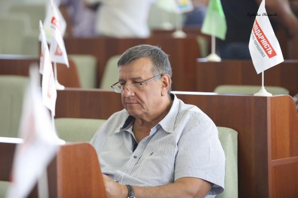 Сесія Черкаської обласної ради 21 червня