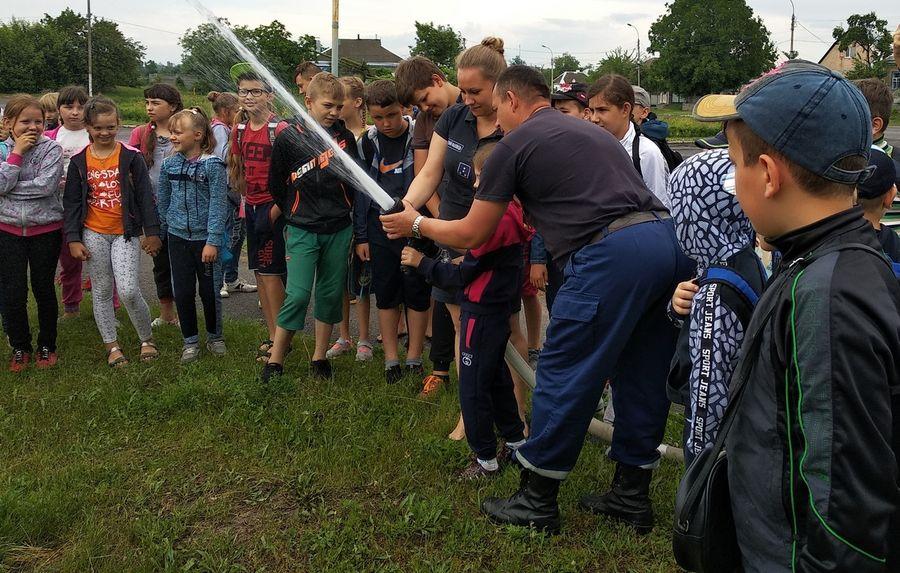 Чорнобаївським учням розповіли, як обрати професію