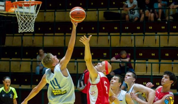 Черкасець візьме участь у чемпіонаті Європи з баскетболу