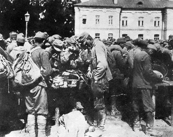 Військовополонені на Уманщині під час Першої світової війни